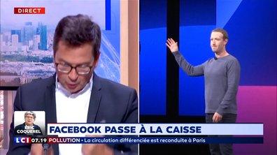 Facebook passe à la caisse