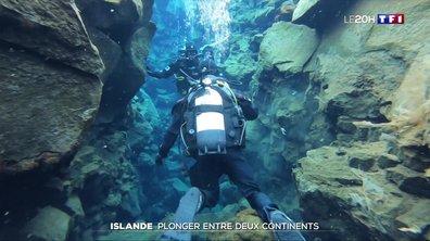 Faille de Silfra en Islande : plonger entre deux continents
