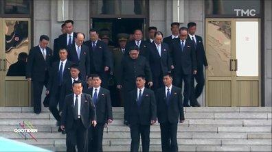 Le fait du jour : en Corée, un sommet historiquement... masculin