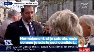 Le fait du jour : Demain, on fait semblant de voter Christophe Castaner !
