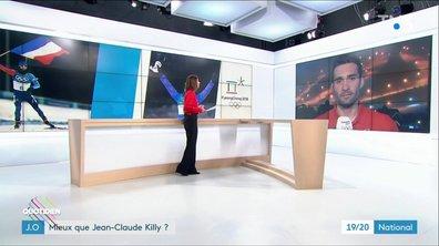 Le Fait du jour : Les interviews de France Télévision, le cauchemar de Martin Fourcade