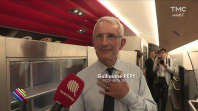 Le fait du jour : Mais qu'a fumé la SNCF pour trouver le nouveau nom du TGV ?