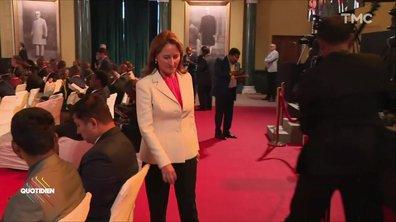 Le Fait du jour : Ségolène Royal s'incruste dans le voyage d'Emmanuel Macron en Inde