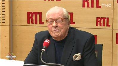 Fait du jour : la tournée de promo de Jean-Marie Le Pen