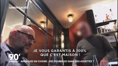 """""""Fait maison"""" : Un restaurateur pris en flagrant délit de mensonge"""