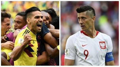 Pologne-Colombie : le duel de la dernière chance pour Falcao et Lewandowski ?