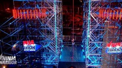 Pour la première fois, un candidat de Ninja Warrior arrive à atteindre la Tour des héros