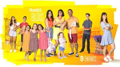 """Portrait de la famille Blois : """"Famille recomposée XXL"""""""