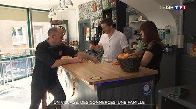 Une famille dynamise tout un village de l'Orne