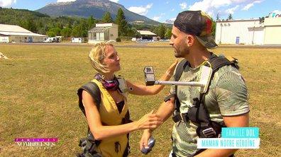 Famille Dol : Saut en parachute pour l'anniversaire d'Alexandre