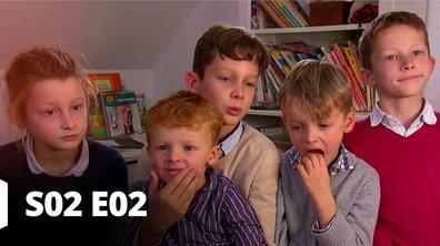 Familles nombreuses : la vie en XXL - Saison 02 Episode 02
