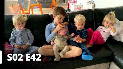 Familles nombreuses : la vie en XXL - S02 Episode 42