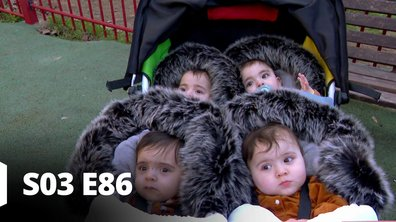 Familles nombreuses : la vie en XXL - S03 Episode 86