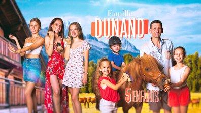 Famille Dunand : 7 à la maison