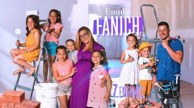 Famille Fanich : 7 enfants et un chantier