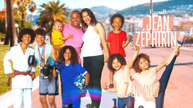 Famille Jean Zéphirin : La famille de 7 champions