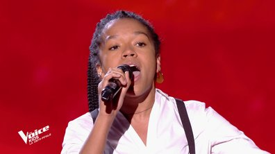 The Voice Kids : Fannie chante « Crazy » de Gnarl Barkley (Team Soprano)