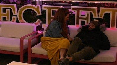 Vincent et Sarah encore amoureux? Sarah en est persuadée