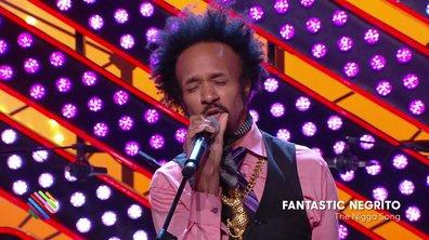 """Fantastico Negrito - """"The Nigga Song"""" en live dans Quotidien (exclu web)"""
