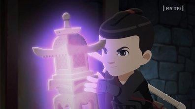 Mini Ninjas - S02 E45 - Le Fantôme de la Forteresse