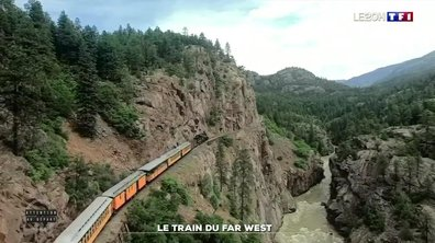 Far West : voyage à bord d'un train à vapeur dans le Colorado