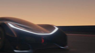 Faraday Future FFZero1 Concept 2016 : présentation officielle