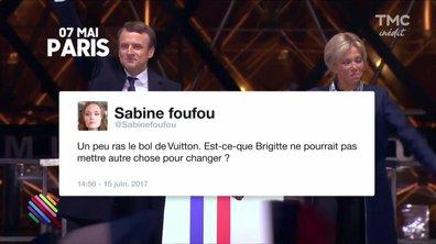La fashion hotline de Marc Beaugé : Sabine Foufou veut relooker Brigitte