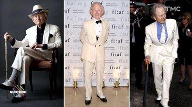 Fashion Hotline de Marc Beaugé : hommage au dandy Tom Wolfe