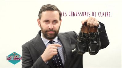 Fashion Hotline de Marc Beaugé : Le Tuto chaussures en cuir « crades »