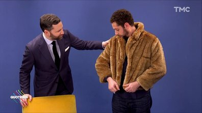 Fashion Hotline : Marc Beaugé relooke Azzeddine Ahmed-Chaouch