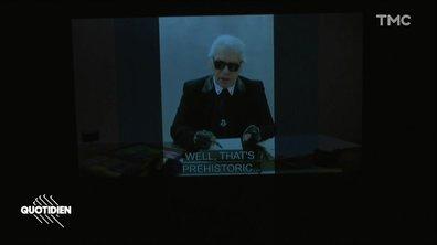 La Fashion Week de Milan rend hommage à Karl Lagerfeld