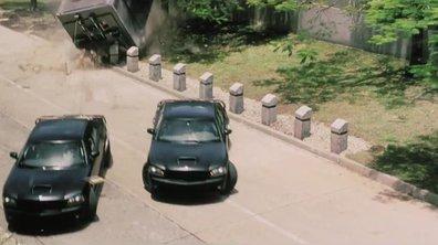Fast and Furious 5 : la course poursuite dans les rues de Rio !