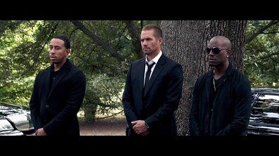 Fast and Furious 7 : premier teaser officiel avec Paul Walker !