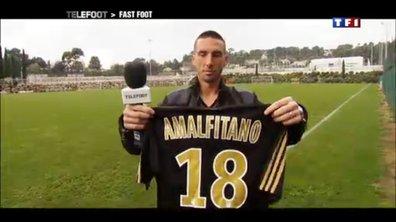 Grand jeu Telefoot : Découvrez le vainqueur du maillot de Morgan Amalfitano !