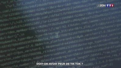 Faut-il se méfier de l'application chinoise TikTok ?