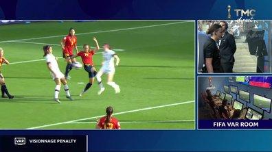 Espagne - Etats-Unis (1 - 2) : Voir le but sur penalty de Rapinoe en vidéo