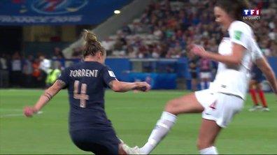 France - Norvège (1 - 1) : Voir l'intervention du VAR en faveur des Bleues en vidéo