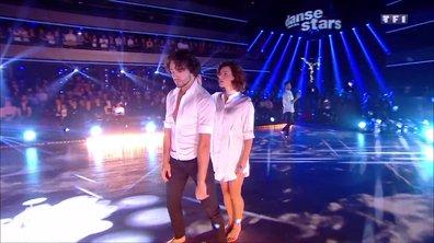 Terence Telle blessé, Fauve Hautot réalise une danse contemporaine intense avec Anthony Colette