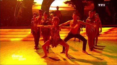 Fauve Hautot et la DALS Family performent avec une Rumba sur « L'Histoire de la Vie » (Le Roi Lion)