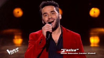 """KO AMEL BENT - Fayz chante """"L'aziza"""" de Daniel Balavoine"""