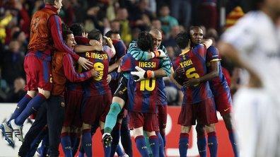 Le FC Barcelone élimine le Real Madrid !