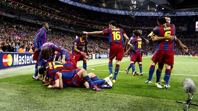 Barcelone : un autre Lionel, venu du Cameroun, sur les traces de Messi ?