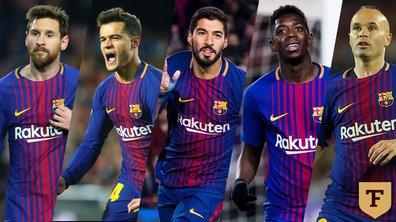 Liga : FC Barcelone, place aux 5 Fantastiques ?