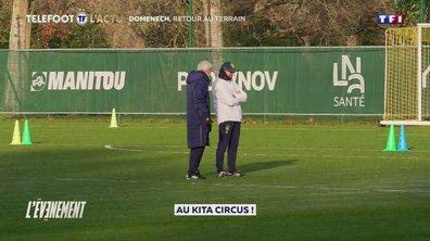 FC Nantes : Domenech, retour au terrain