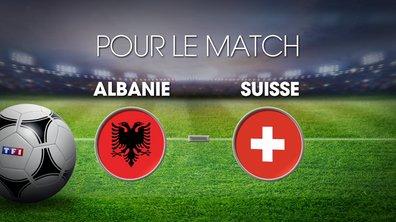 Albanie - Suisse : Découvrez les cotes du match