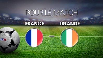 UPDATE MI-TEMPS France - Irlande : Découvrez les cotes du match