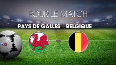 UPDATE MI-TEMPS Pays de Galles - Belgique : Découvrez les cotes du match