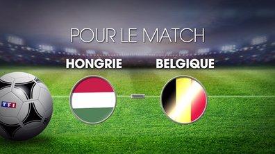 UPDATE MI-TEMPS Hongrie - Belgique : Découvrez les cotes du match