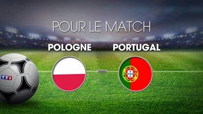 UPDATE MI-TEMPS Pologne - Portugal : Découvrez les cotes du match