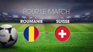 Roumanie - Suisse : Découvrez les cotes du match